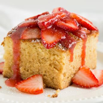 Borden's Buttermilk Cake