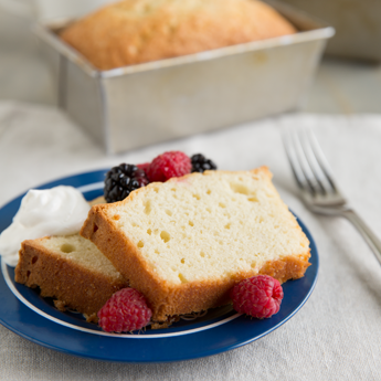 The Ultimate Pound Cake