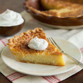Beulah's Buttermilk Pie
