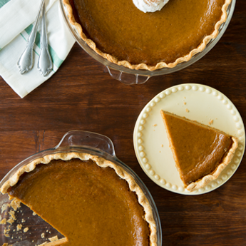 Elmer's Pumpkin Pie
