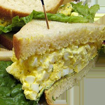 #HealthyWithElsie Egg Salad Sandwich