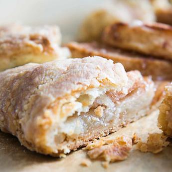 Elsie's Homemade Sour Cream Pastry Crust