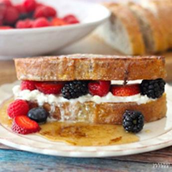Elsie's Homemade French Toast