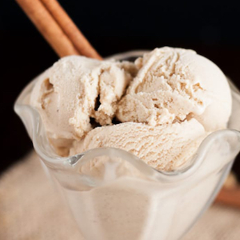Elsie's Homemade Cinnamon Ice Cream