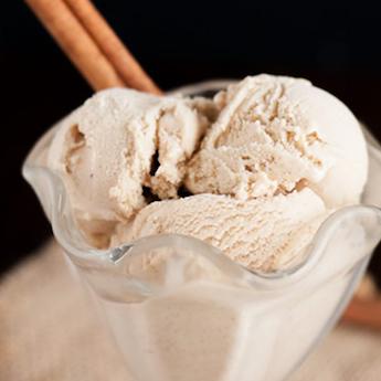 Elsie's Homemade Cinnamon Ice Cream