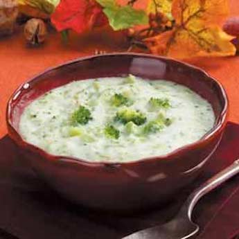 Elsie's Homemade Broccoli Cream Soup