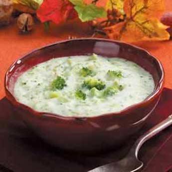Elsie's Homemade Broccoli Cream Soup