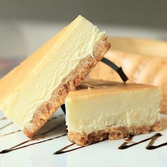 Elsie's Homemade No-Bake Cheesecake
