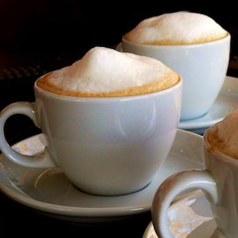 Elsie's Homemade Tea Latte