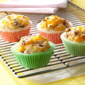 #HealthyWithElsie Breakfast Muffins
