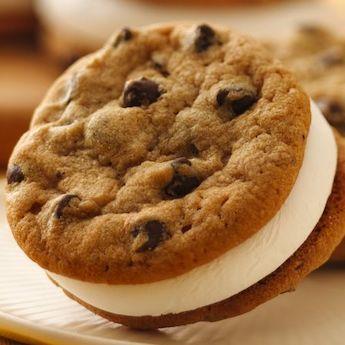 Elsie's Homemade S'more Sandwich Cookies